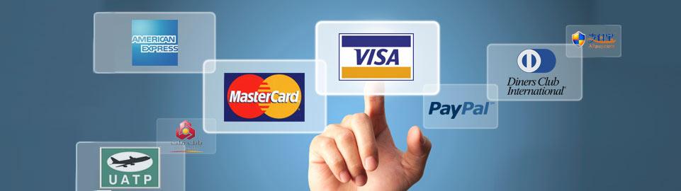 我們提供多種貨幣和付款方式,以方便您的使用。